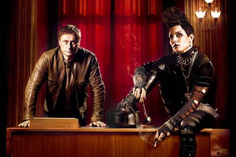 ミレニアム3 眠れる女と狂卓の騎士